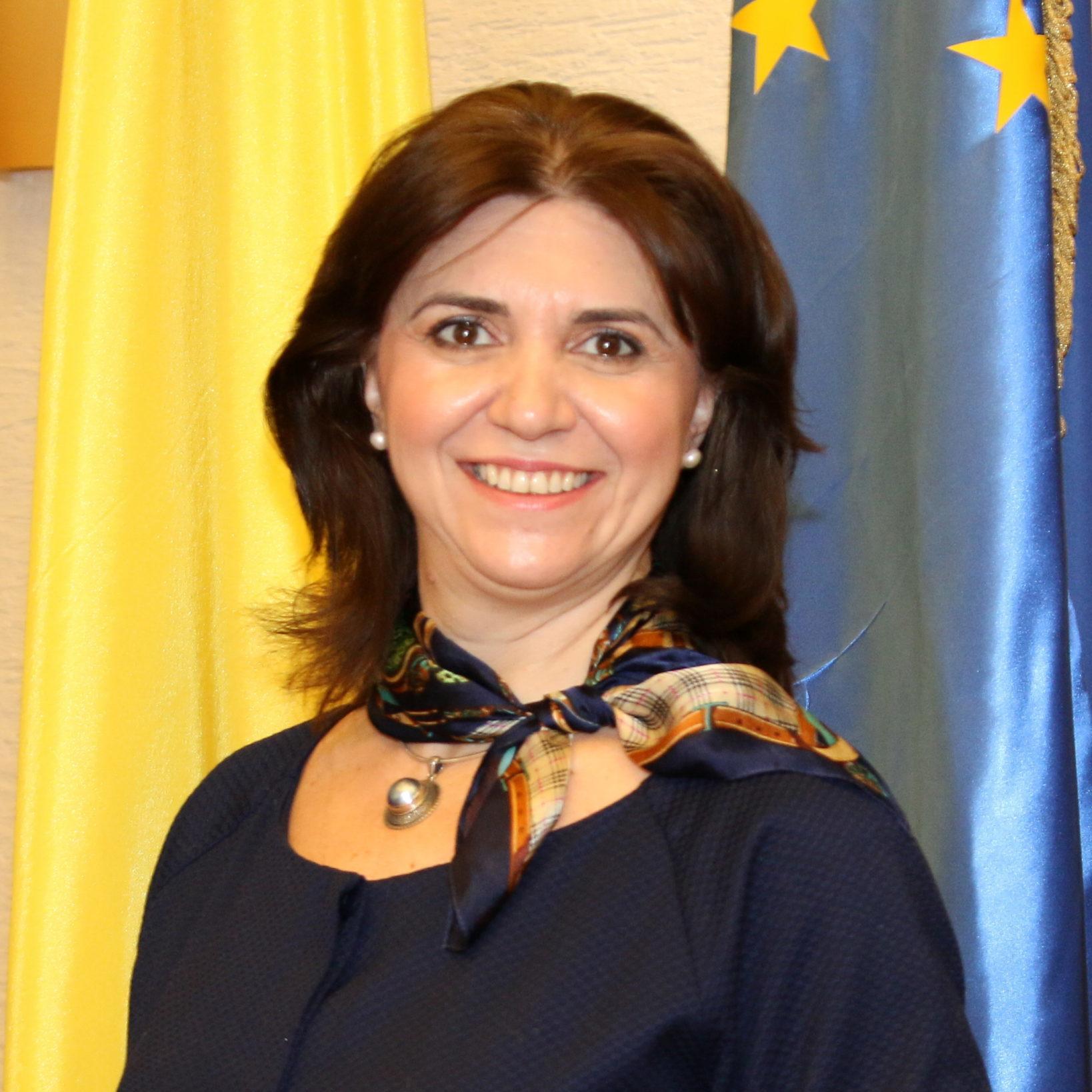 Monica Anisie - Președinte PNL Sector 2 - Lumea Politică   Monica Anisie