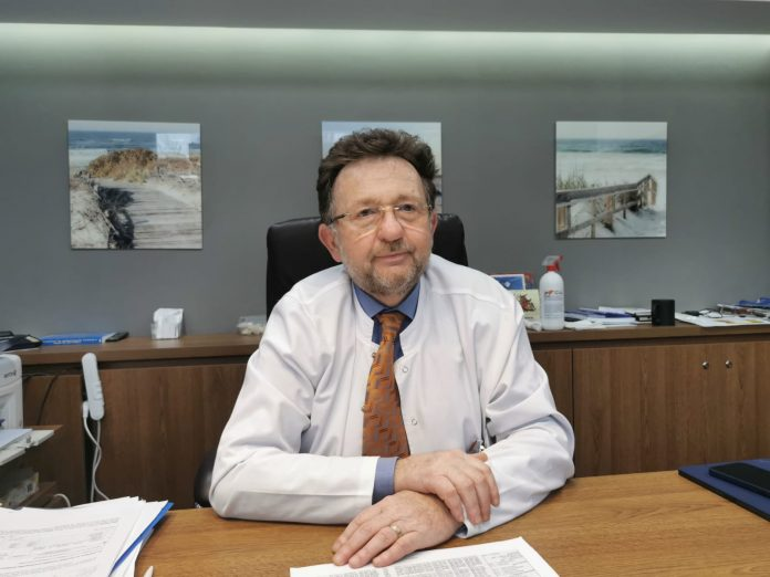 Prof.univ.dr. Ioan Tiberiu Tofolean