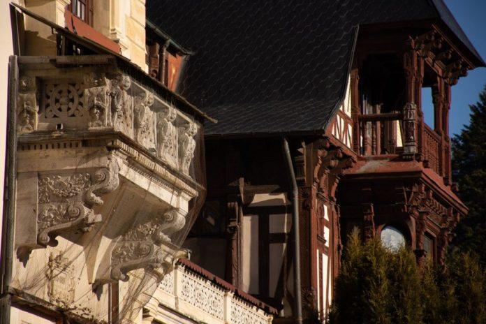 Castelul Peleş. FOTO Alexandra VASILE
