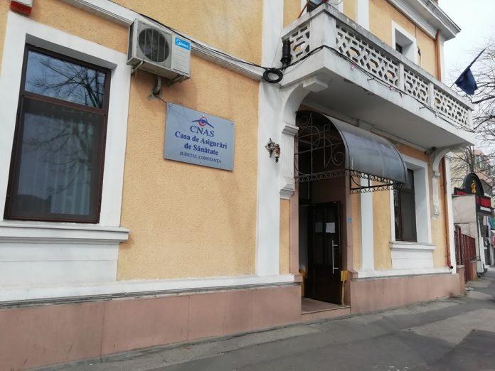 Casa de Asigurări de Sănătate Constanţa. FOTO Alexandra VASILE